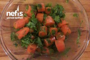 Fas Usulü Havuç Salatası Tarifi