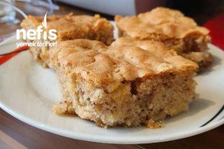 Her Yiyenin Tarif Sorduğu Muhteşem Kek Elmacı Güzeli Tarifi