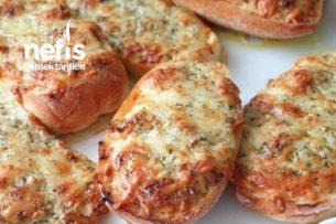 Kahvaltılarınızın Vazgeçilmezi Olacak Sarımsaklı Ekmek Tarifi