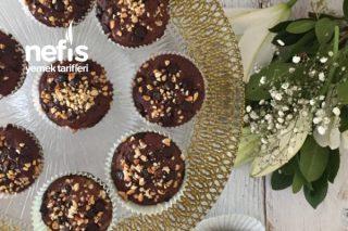 Muzlu Çikolatalı Mini Kekler Tarifi