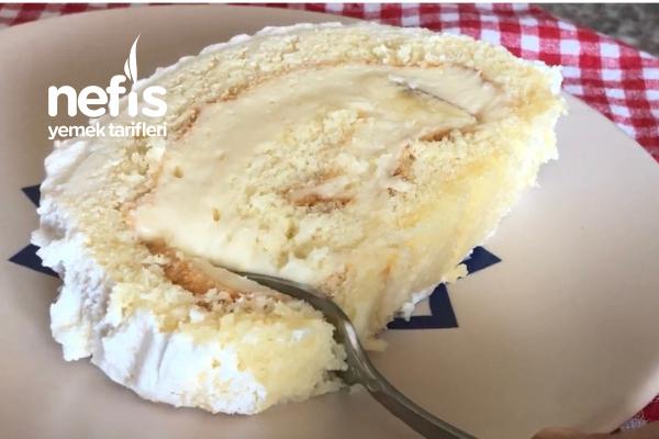 Pamuk Rulo Pasta Yapımı Tarifi