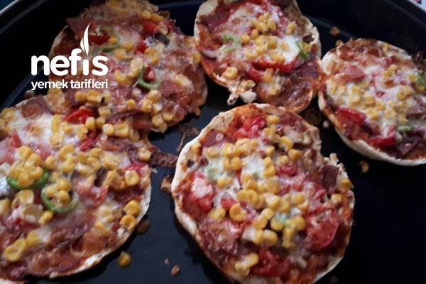 Pratik Ve Lezzetli Pizza Tarifi