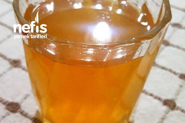 Şekersiz Meyve Suyu Kompostosu Tarifi