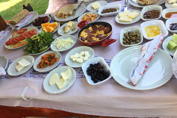 botanik köy kahvaltısı