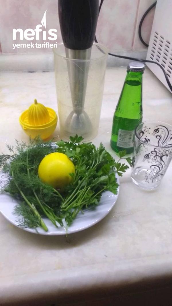 Yeşillim(maydanoz_dereotu_limon)
