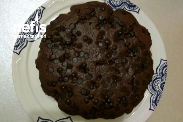 Yoğurtsuz Sütsüz Kakaolu Kek Tarifi