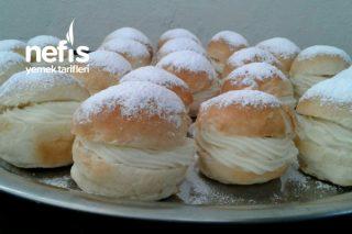 Alman Pastası (Pudra Şekerli) Tarifi