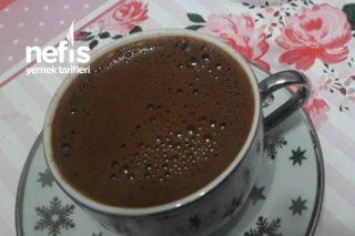 Bol Köpüklüsünden Türk Kahvesi Tarifi
