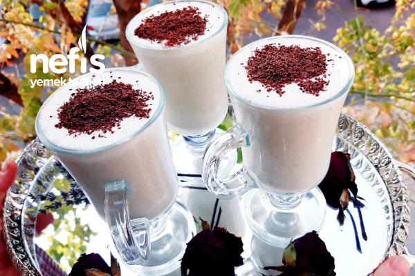 Hindistan Cevizli Milkshake (Enfes) Tarifi