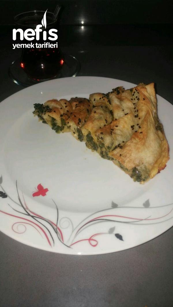 Sarmal Ispanak Böreği