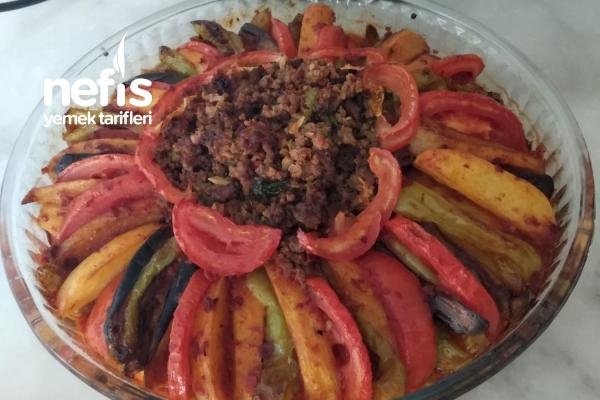 Sebzeli Kıymalı Yemek Tarifleri Tarifi