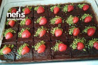 Çikolata Soslu Enfes Islak Kek Tarifi