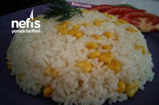 Mısırlı Tane Tane Pirinç Pilavı Tarifi