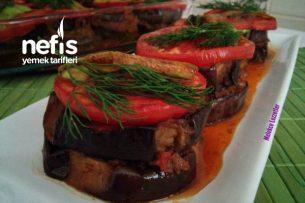 Nefis Patlıcan Oturtma Tarifi