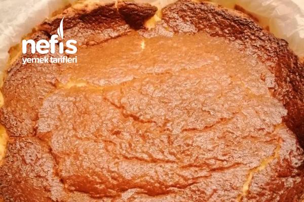 San Sebastian Cheese Cake (Garantili) Tarifi