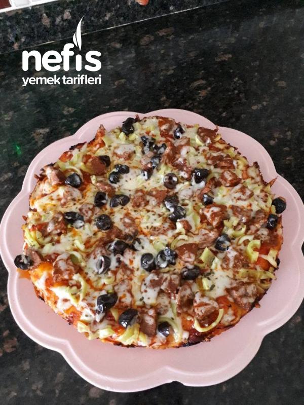 Tavada 15 Dk Pizzası