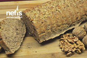 Cevizli Tam Buğday Ekmeği (Videolu) Tarifi
