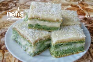 Dolgulu Ispanaklı Pasta Tarifi