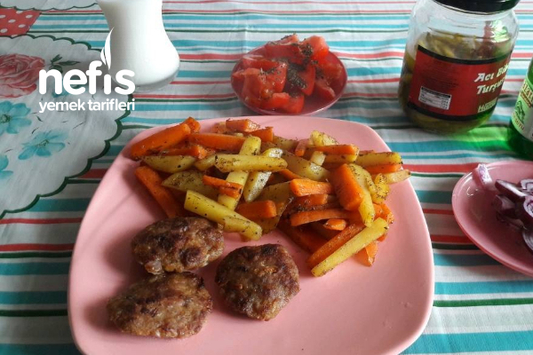 Örnek Diyet Akşam Yemeği Menüsü Tarifi