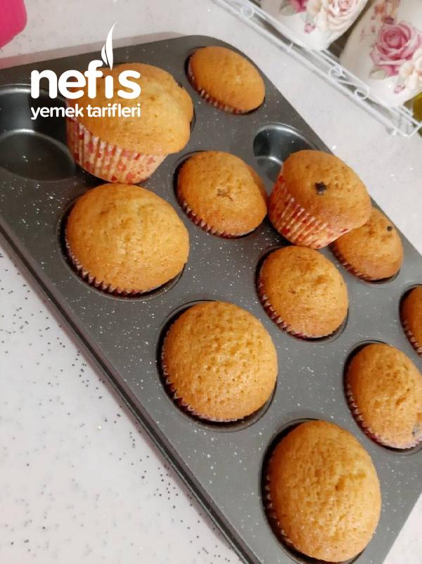 Su Keki (12 Adet Muffin)