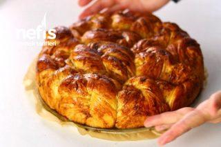 Tel Tel Yumuşacık Haşhaşlı Çörek (Videolu) Tarifi