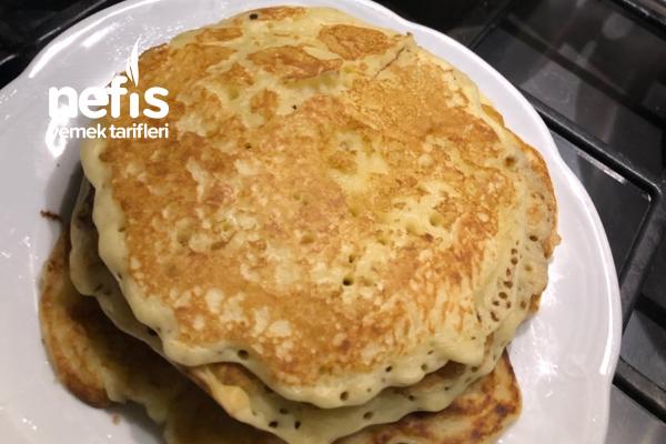 Yumoş Pancakes Tarifi