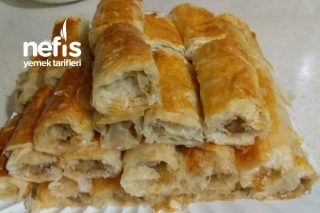 Baklava Yufkasında Patatesli Börek (Çıtır Çıtır) Tarifi