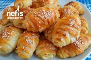 Bu Böreğe Bayılacaksınız 3 Yufkayla Çıtır Börek (Videolu) Tarifi