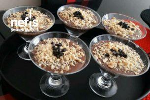 Çikolatalı Cup (Ev Yapımı) Tarifi