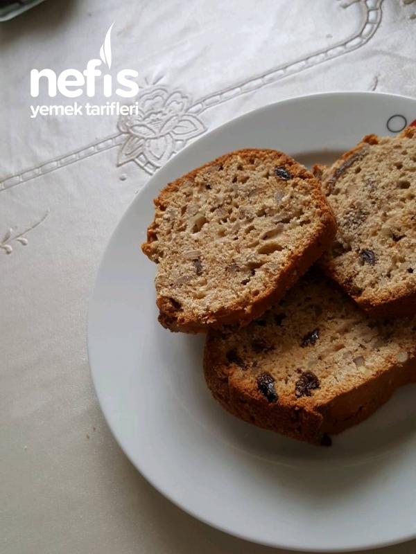 Nefis Cevizli Üzümlü Favori Kekim