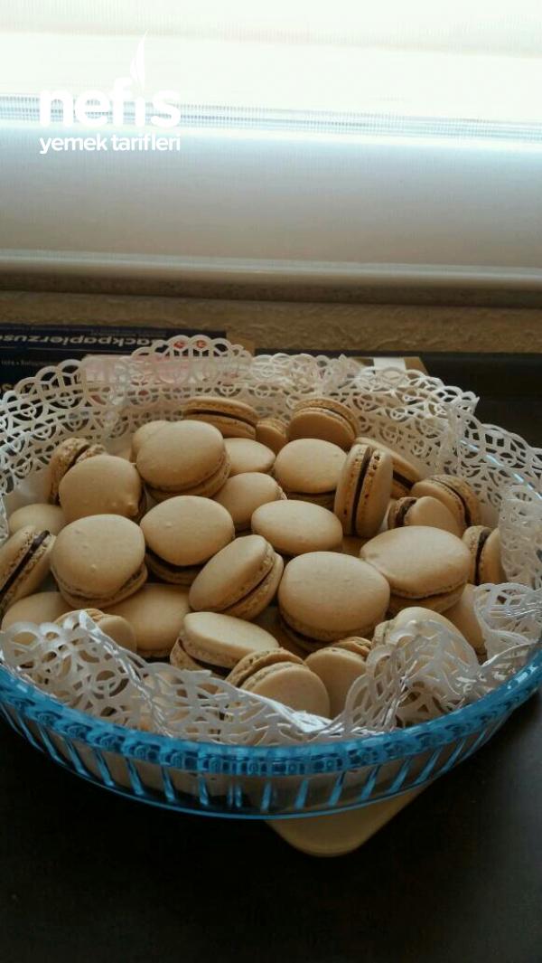 Macaron Yapmayan Kalmasiiinnn :)(püf Noktalariyla)