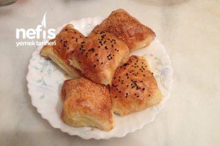Tarifi İstenen Peynirli Bohça Böreğim Tarifi