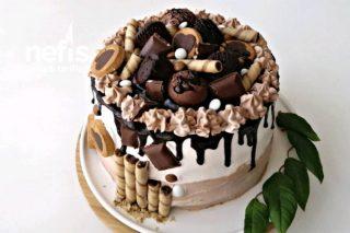 Doğum Günü İçin Pasta Nasıl Yapılır? (Videolu)
