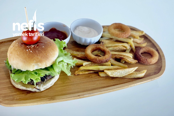 Hamburger (Videolu) Tarifi