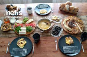 Kahvaltı Menüsü Tarifi
