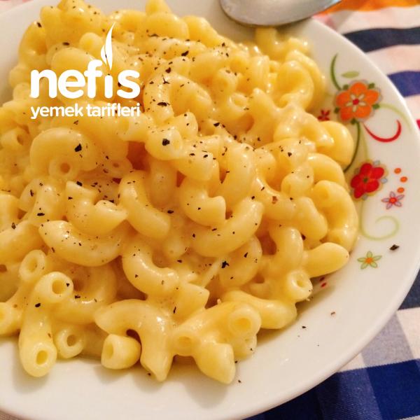 Pratik Mac & Cheese Makarna