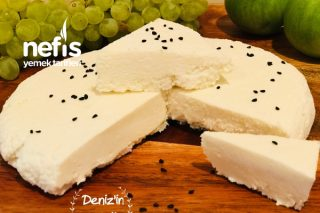 Sirkeyle Pratik Peynir Yapımı Tarifi