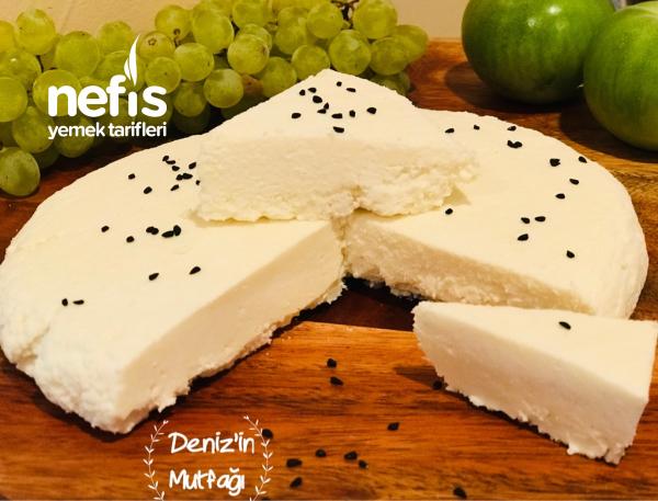 Sirkeyle Pratik Peynir Yapımı