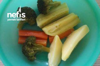 +8 Brokolili Ara Öğün Tarifi
