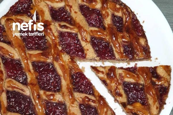 Ahududu Reçelli Tart (Linzer Kuchen) Tarifi