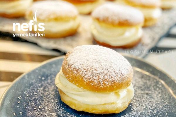 Alman Pastası (Orijinal Tarif) Tarifi