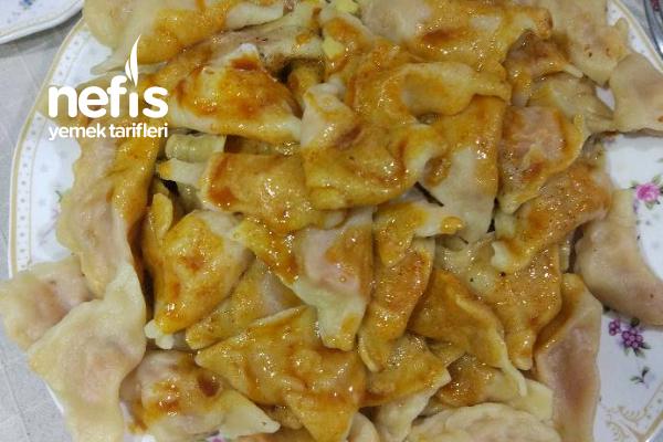 Hingel (Patatesli Mantı, Patates Mantısı) Tarifi