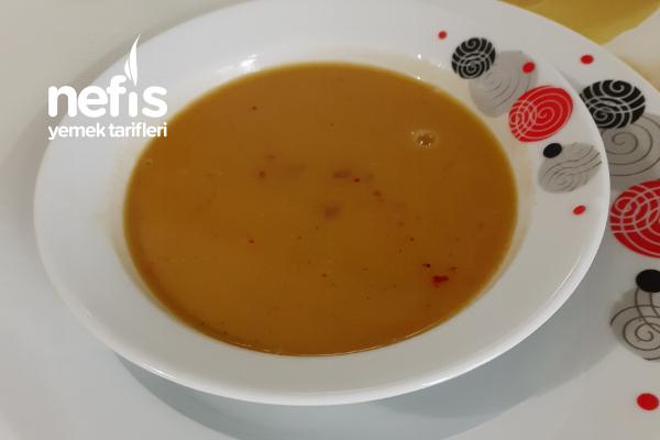Nefis Sebze Çorbası Tarifi