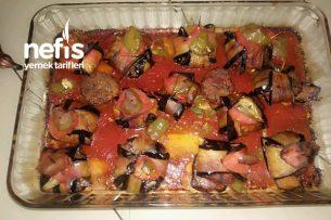 Patlıcanlı Sarma Tarifi