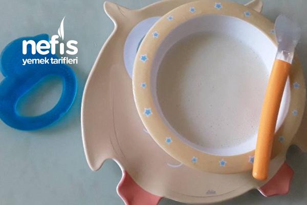 Bebekler İçin Ayda 2 Kilo Aldıran Sağlıklı Çorba Tarifi