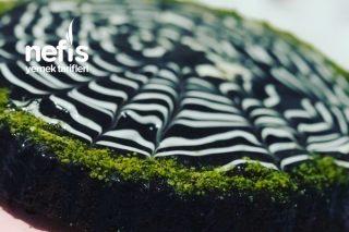 Karemlli Çikolatalı Tart Kalıbında Pasta Tarifi