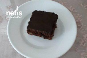 Muzlu Cevizli Ve Çikolata Kremalı Kek Tarifi