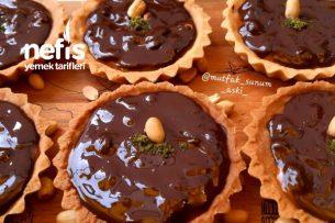 Nefis Snickers Tart Tarifi