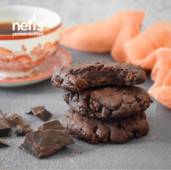 Çikolatalı Cookie