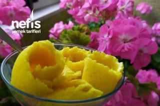 Limonlu Dondurma Tarifi